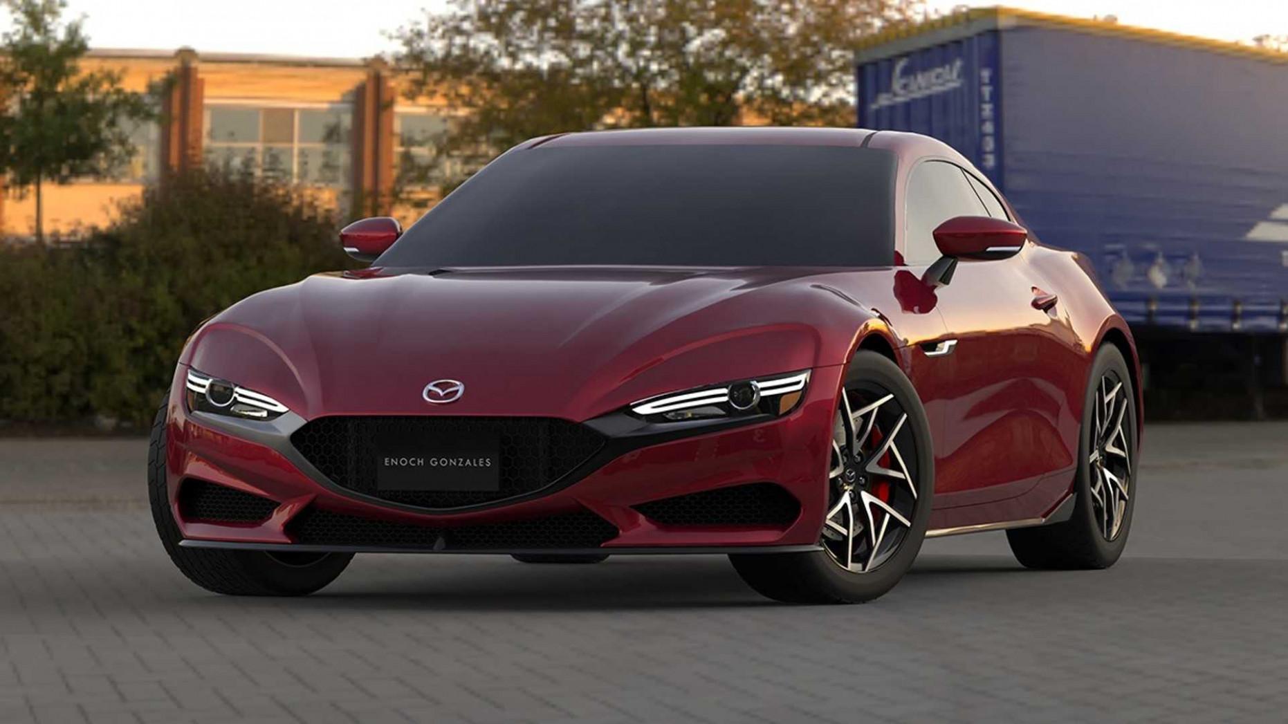 Model 2022 Mazda RX7s