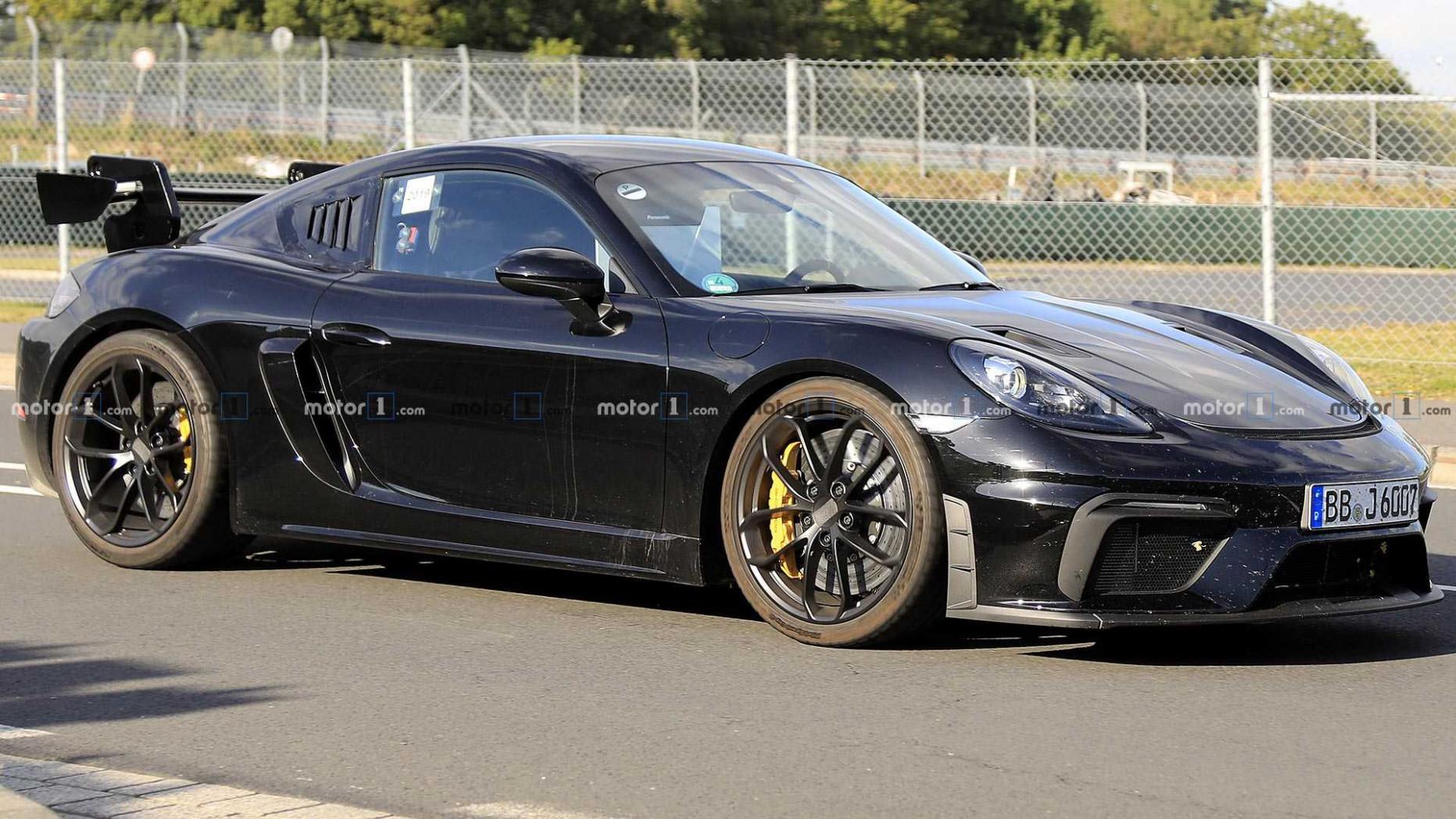 New Concept 2022 Porsche 718