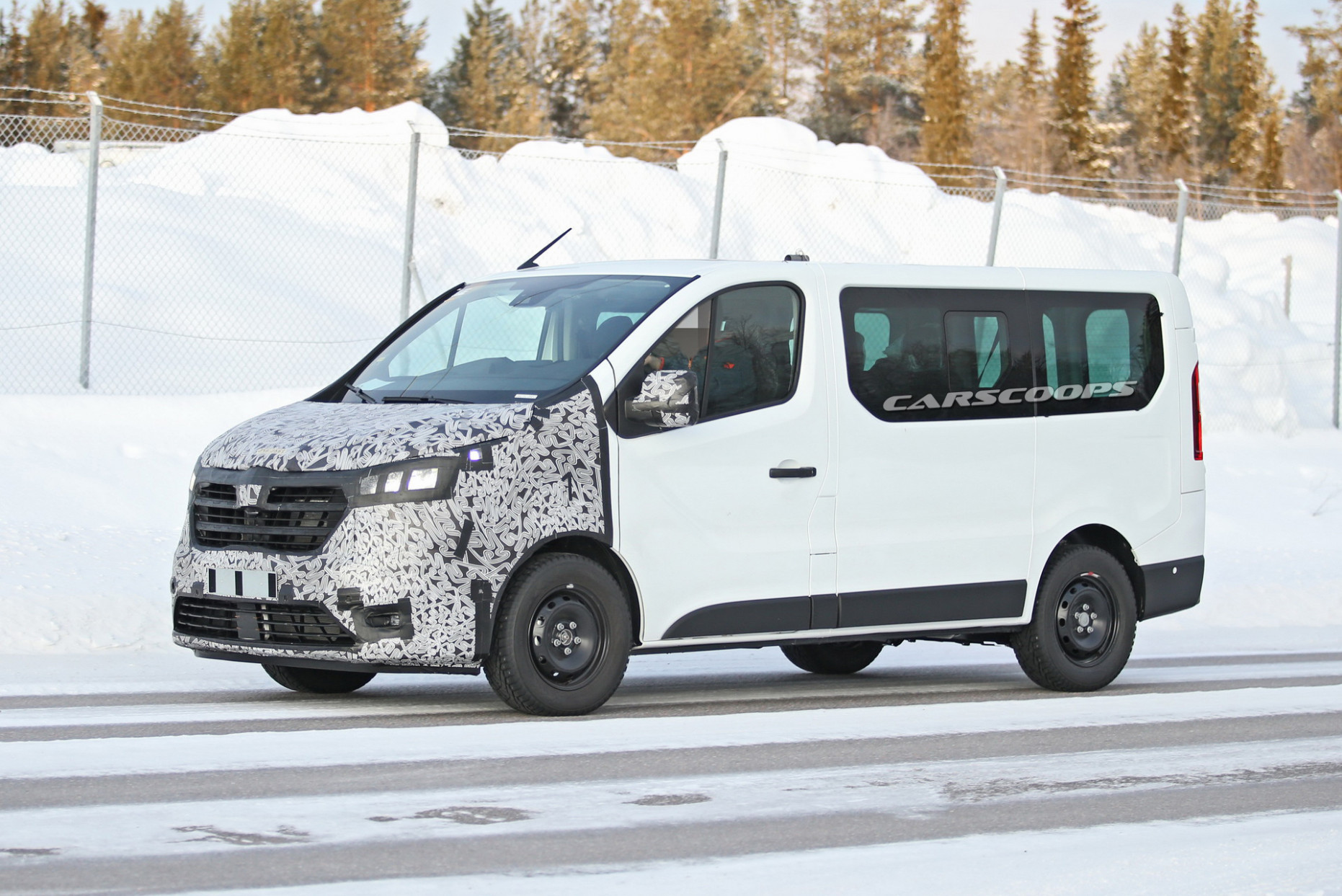 Review 2022 Renault Trafic