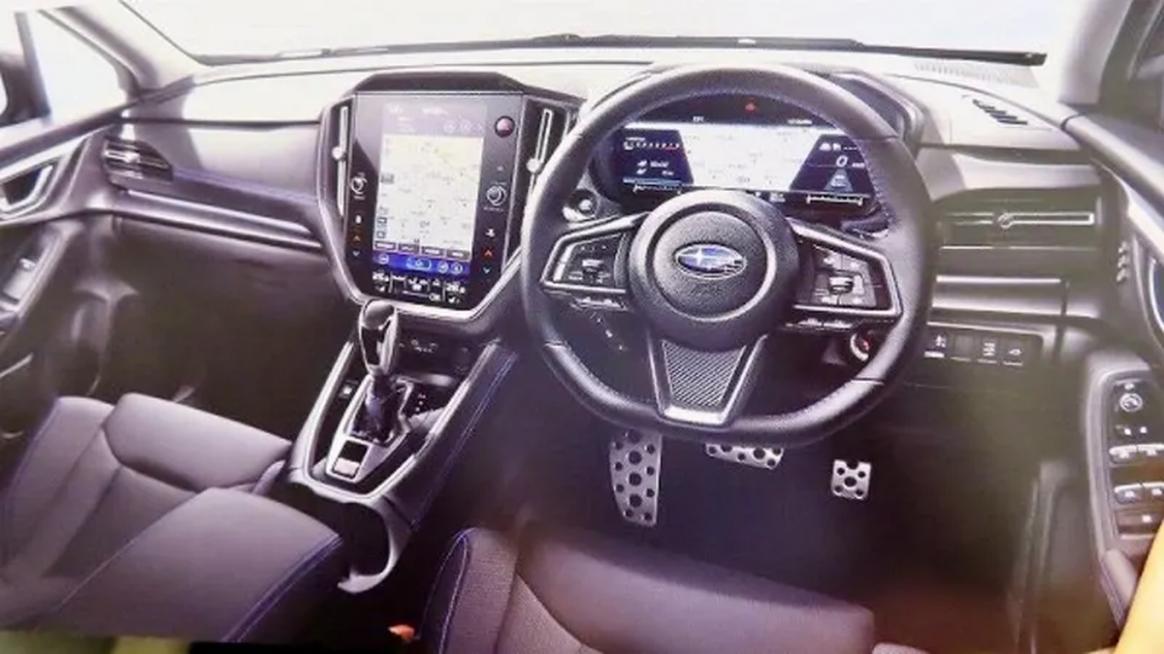 Price, Design and Review 2022 Subaru Legacy Turbo