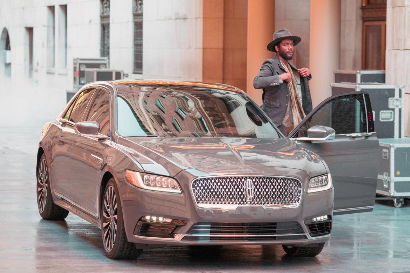 Exterior and Interior 2022 The Lincoln Continental