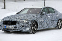 release date and concept 2022 the spy shots mercedes e class