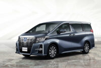 release date and concept 2022 toyota alphard