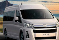 release date and concept 2022 toyota hiace