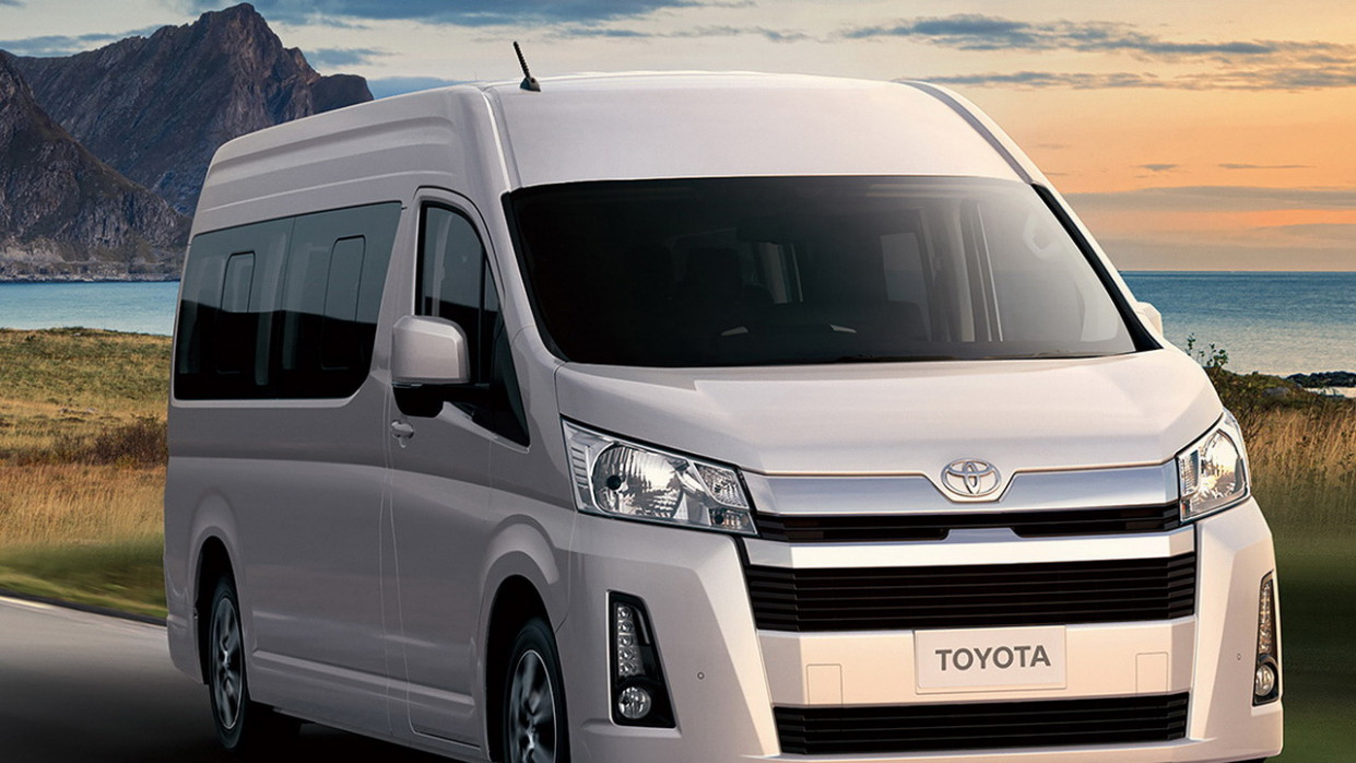 Rumors 2022 Toyota Hiace
