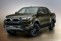 release date and concept 2022 toyota hilux