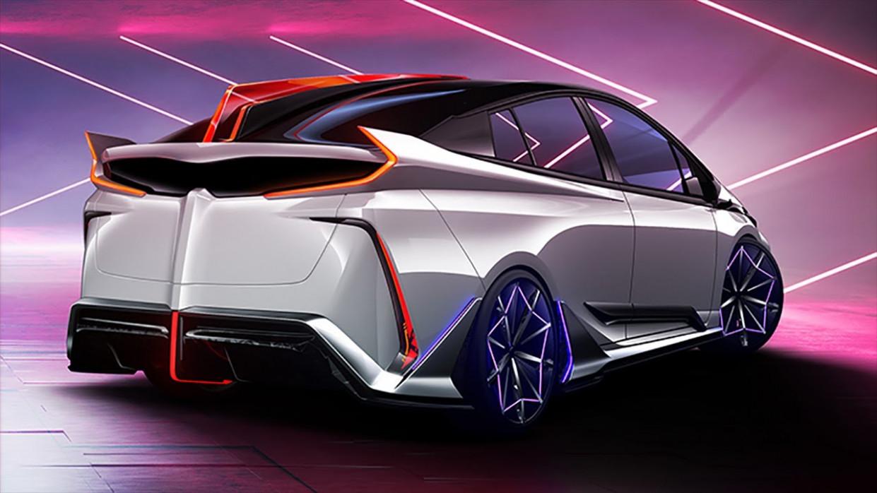 Configurations 2022 Toyota PriusPictures