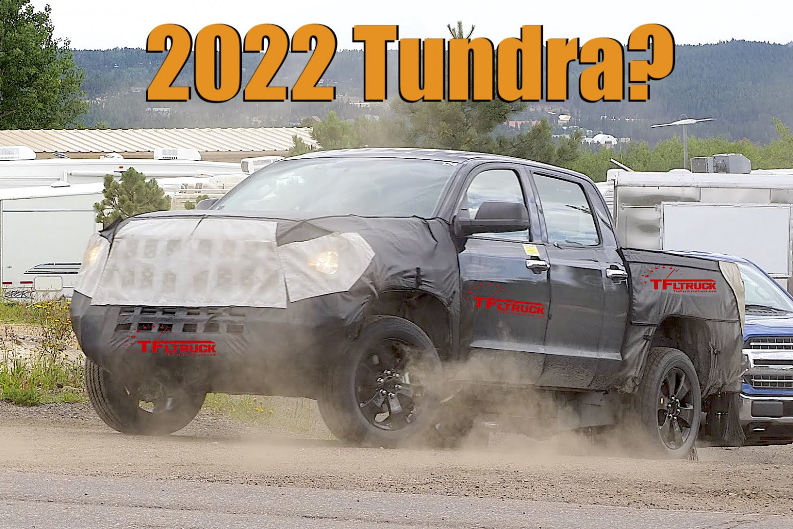 Performance 2022 Toyota Tacoma Diesel Trd Pro