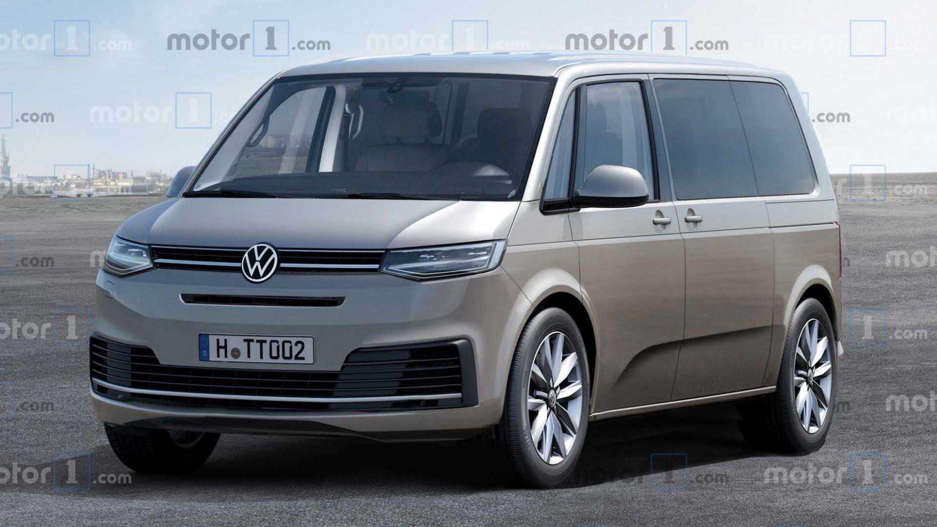 Style 2022 Volkswagen Transporter
