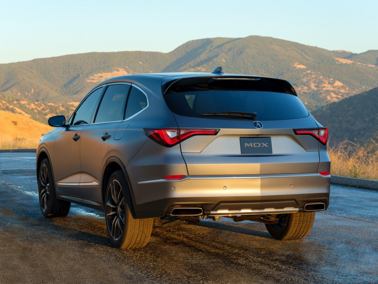 Concept and Review Acura Mdx 2022 Rumors