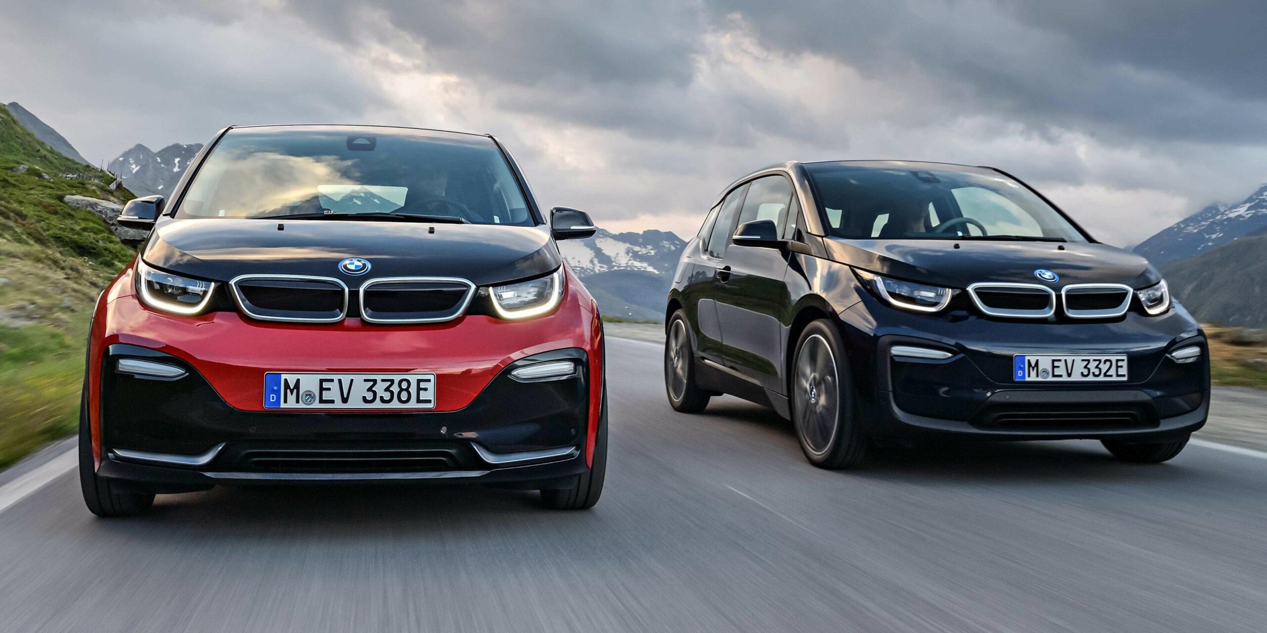 Reviews BMW Elbil 2022