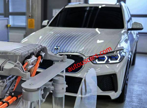 Wallpaper BMW Suv 2022