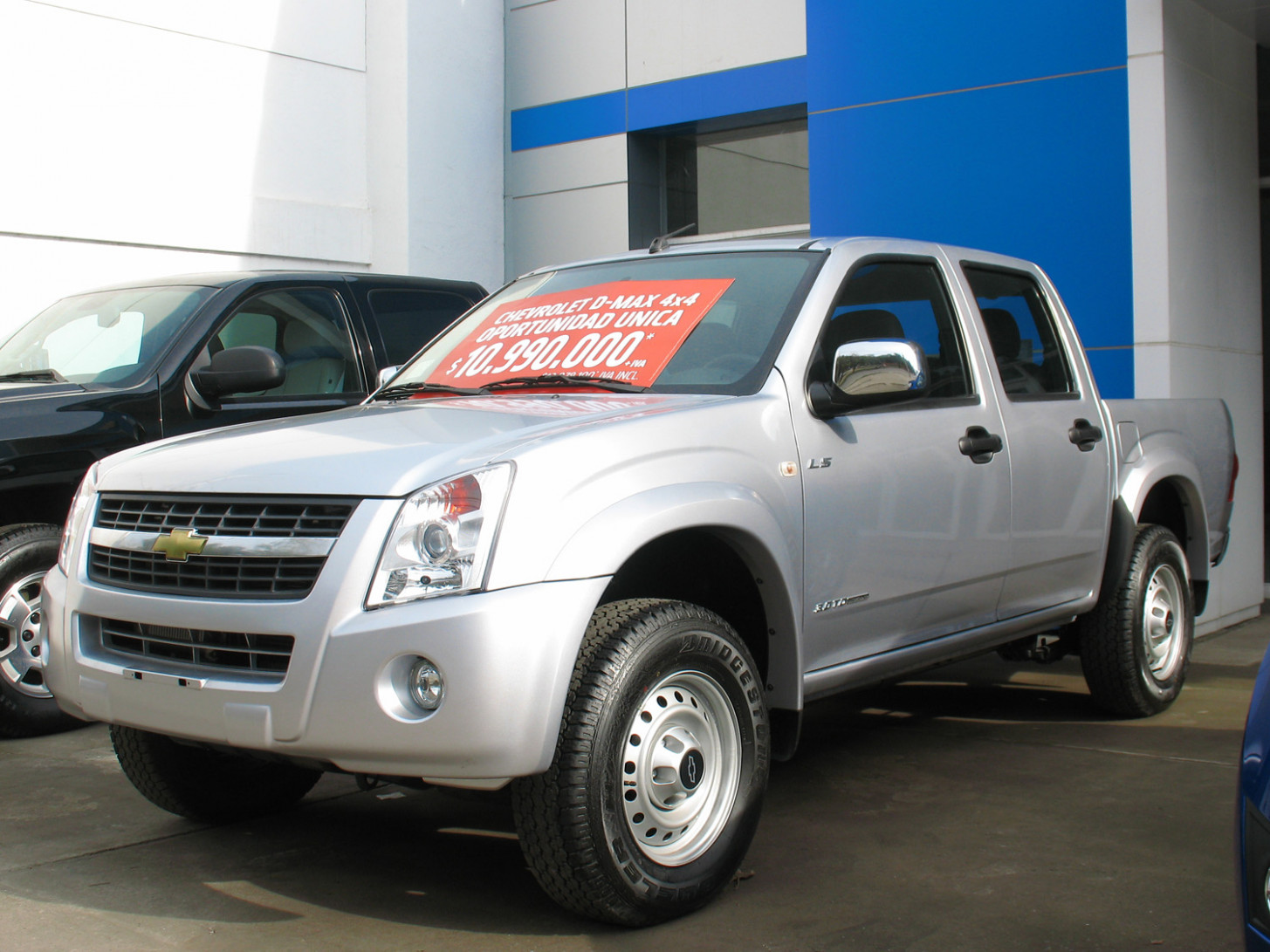 Review Chevrolet Luv Dimax 2022
