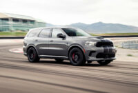 release date and concept ford durango 2022