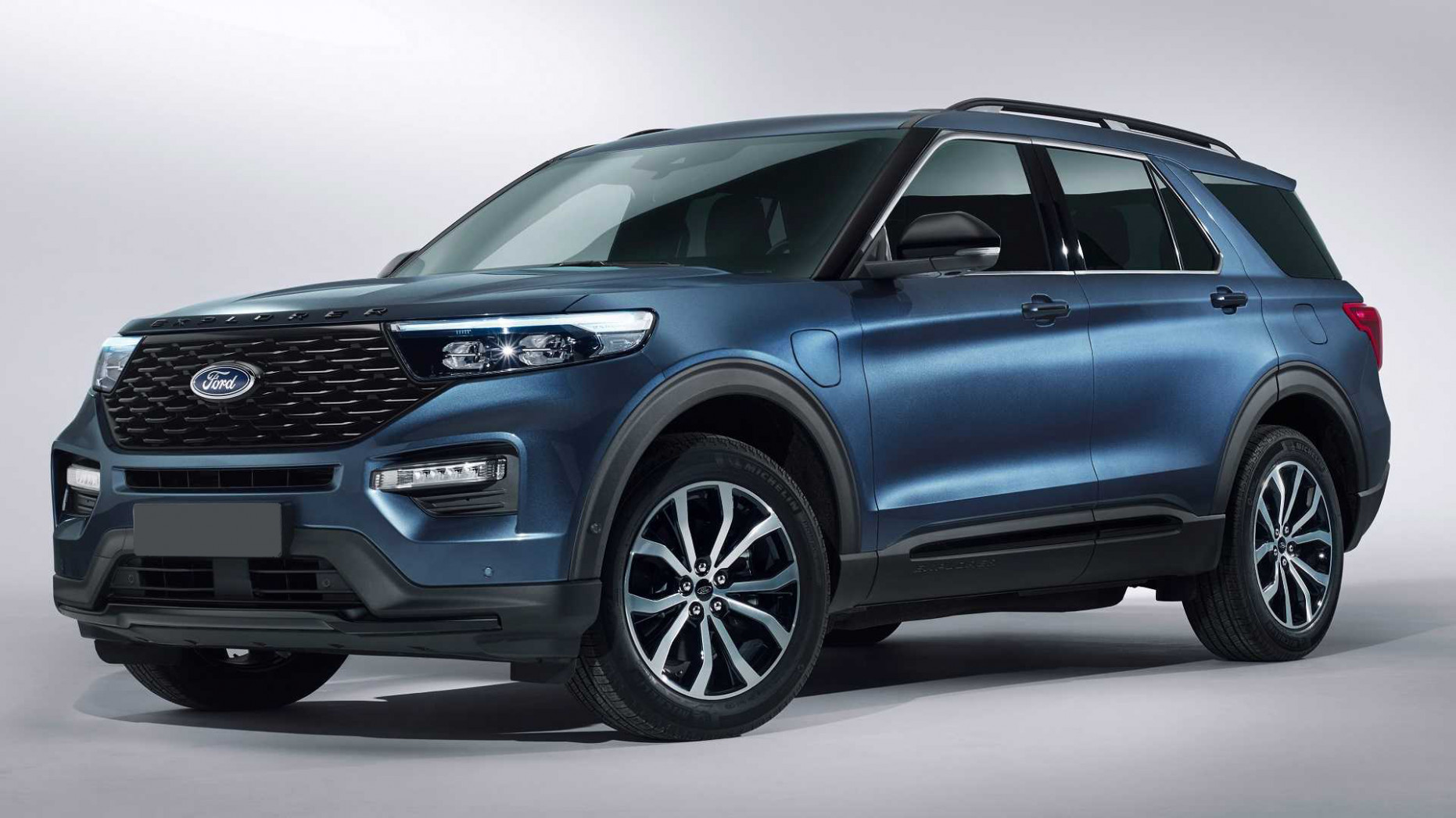 Style Ford Explorer St 2022