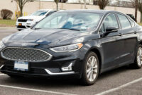 release date and concept ford fusion 2022
