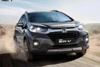 release date and concept honda wrv 2022