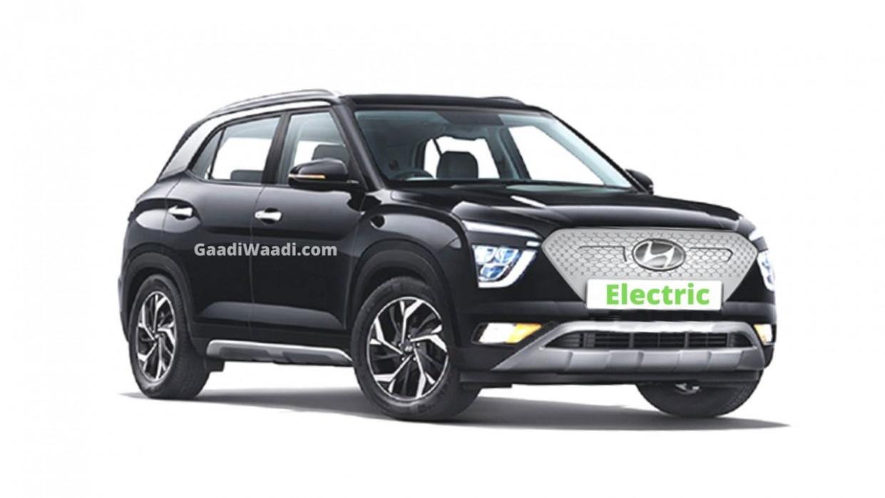 Concept Hyundai Creta New Model 2022