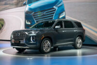 release date and concept kia palisade 2022