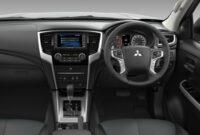 release date and concept l200 mitsubishi 2022 interior