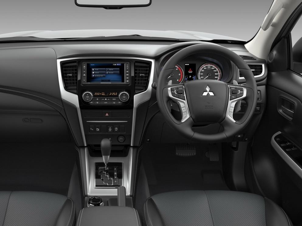 Prices L200 Mitsubishi 2022 Interior