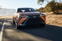 release date and concept lexus is 2022