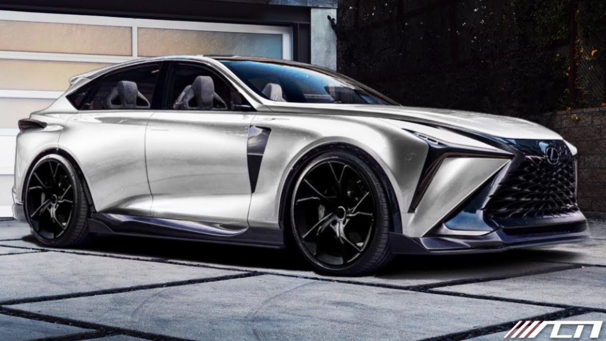 Pictures Lexus Truck 2022