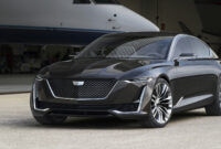 release date and concept new cadillac sedans for 2022