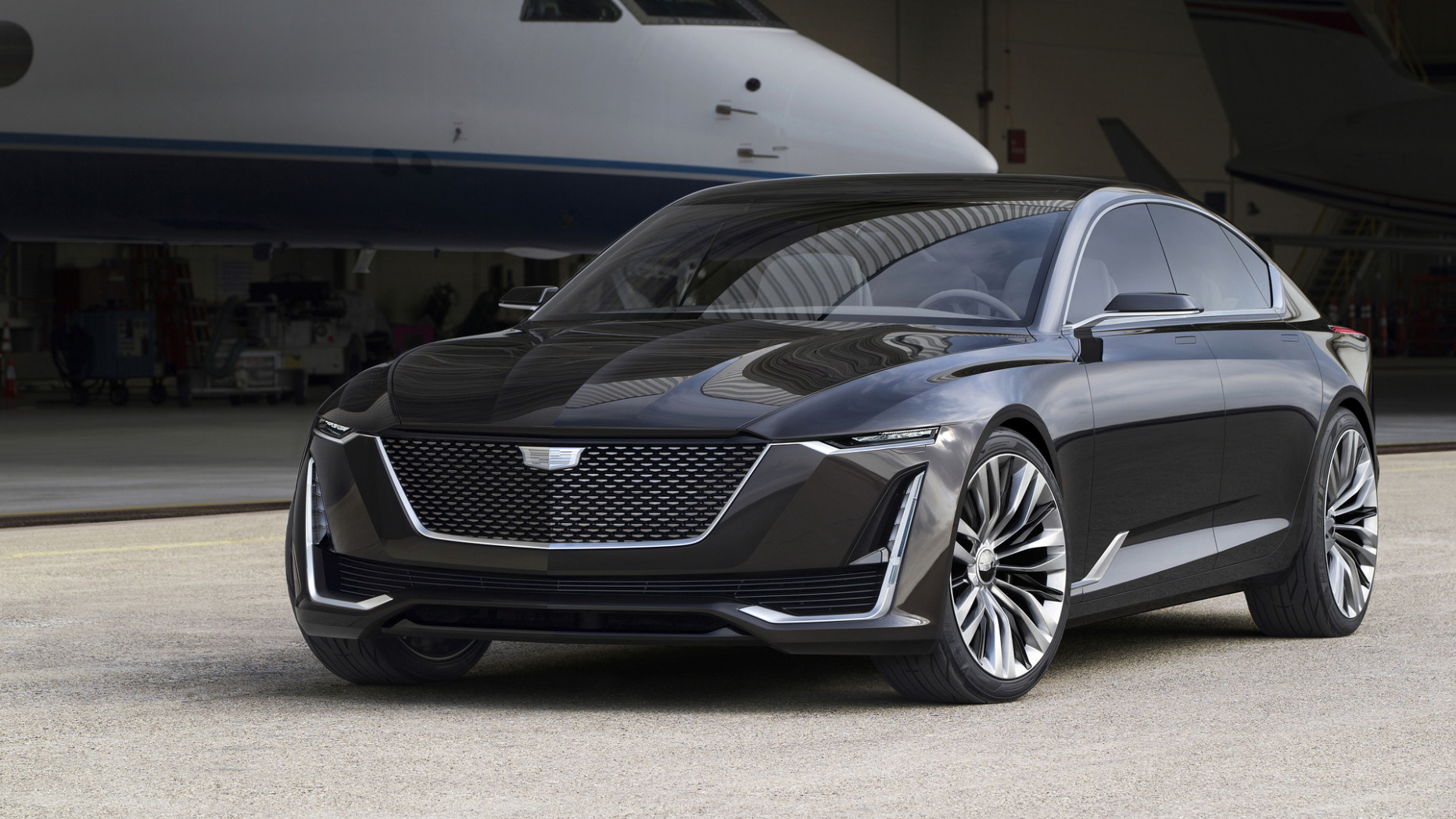 New Concept New Cadillac Sedans For 2022