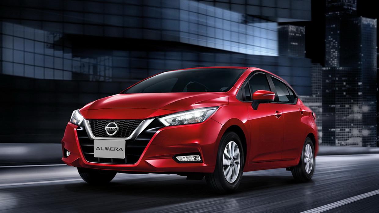Redesign Nissan Almera 2022