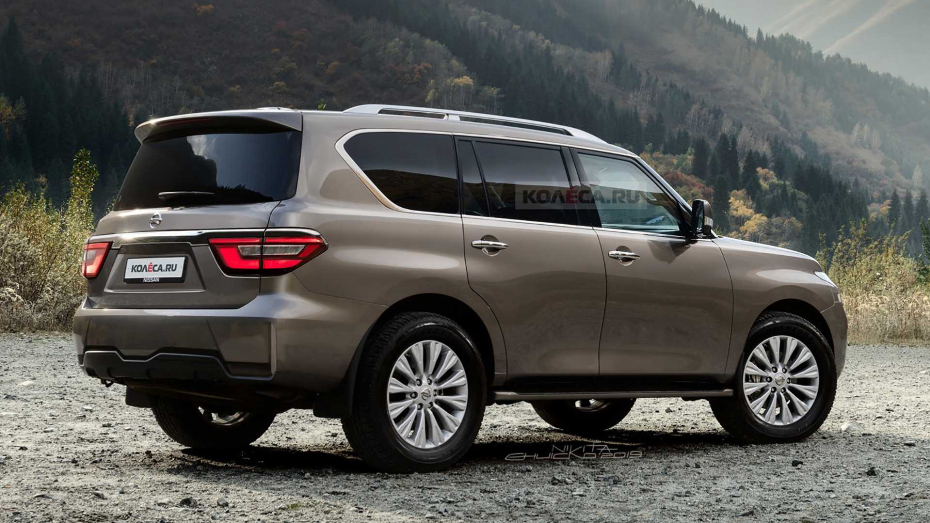 Price and Review Nissan Patrol 2022 Redesign