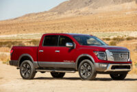 release date and concept nissan titan 2022