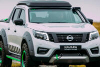 release date and concept pictures of 2022 nissan frontier