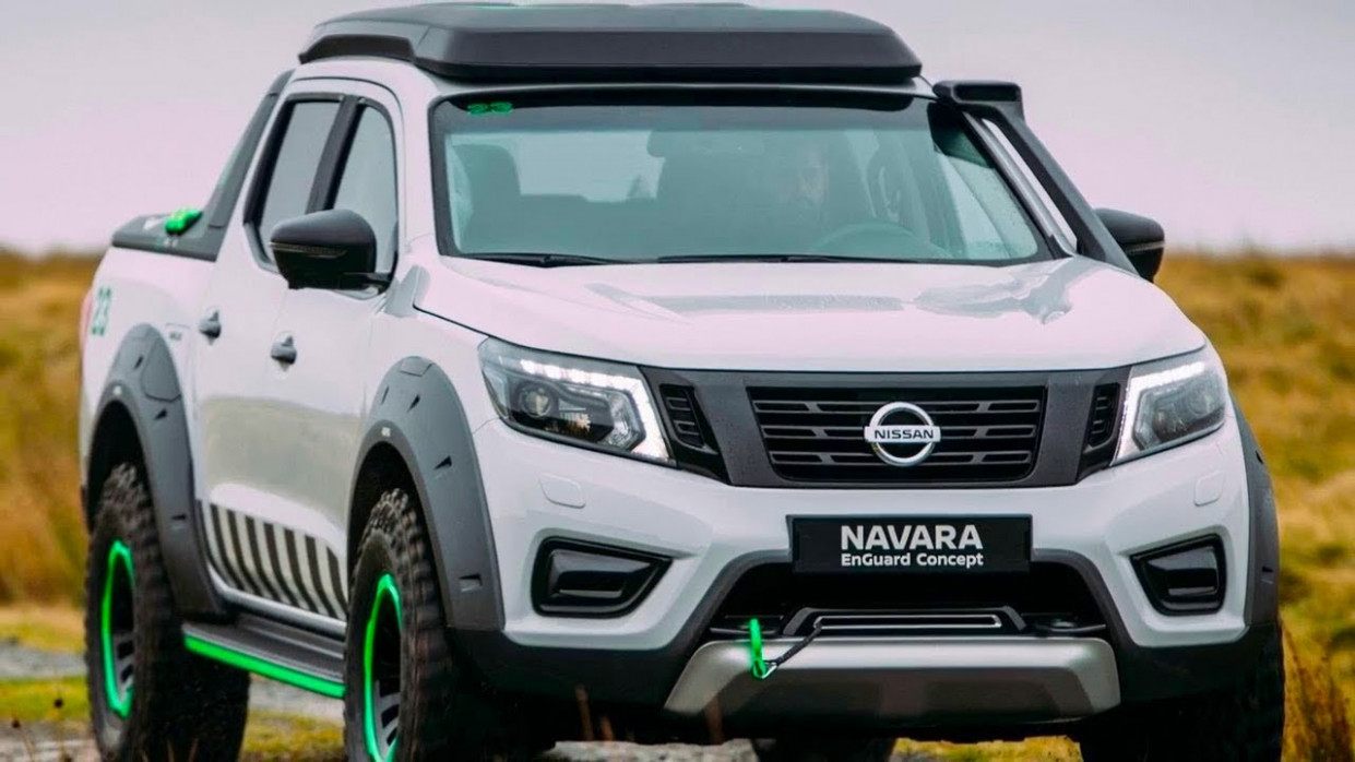 Style Pictures Of 2022 Nissan Frontier