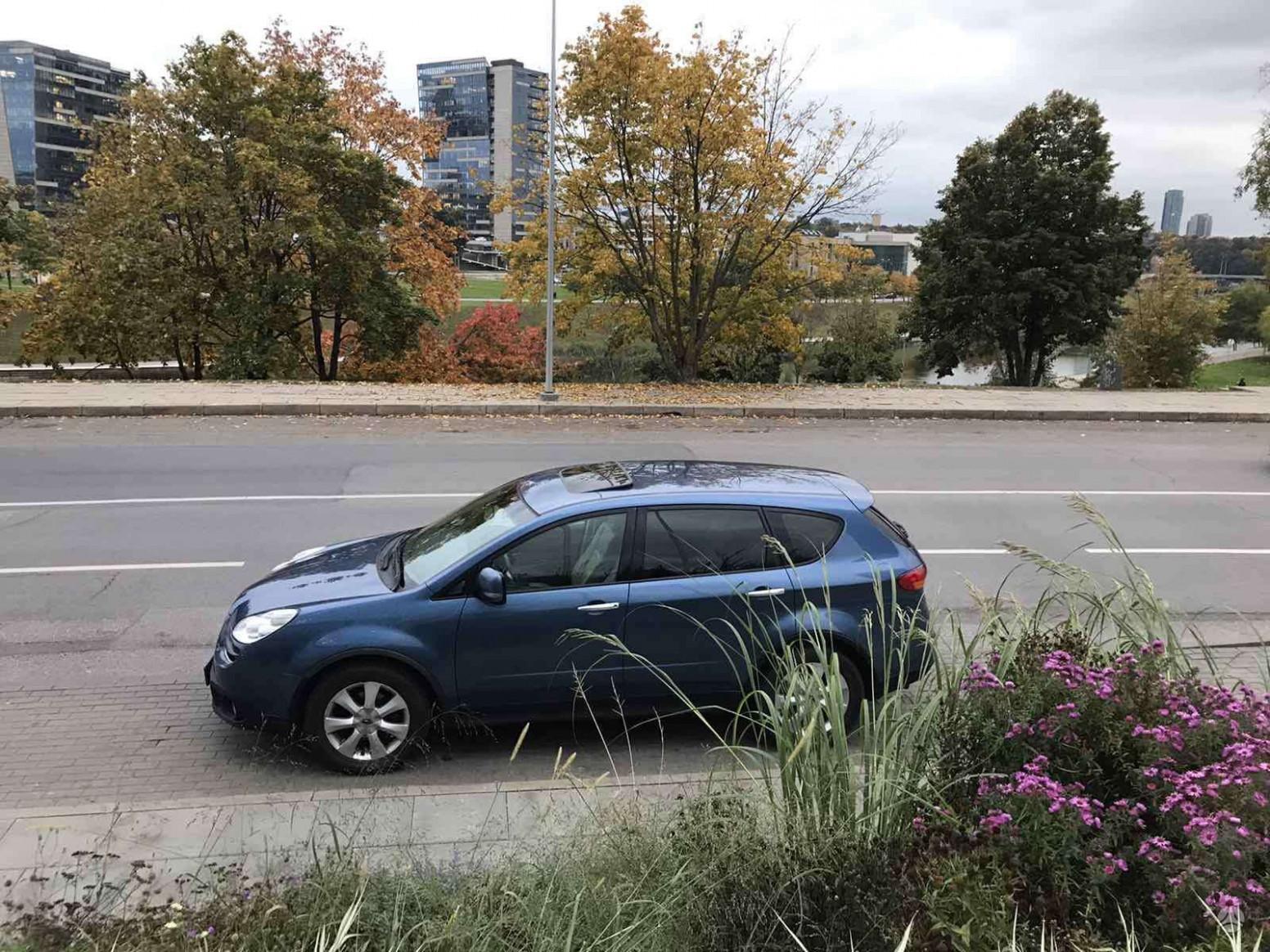 Prices Subaru Tribeca 2022
