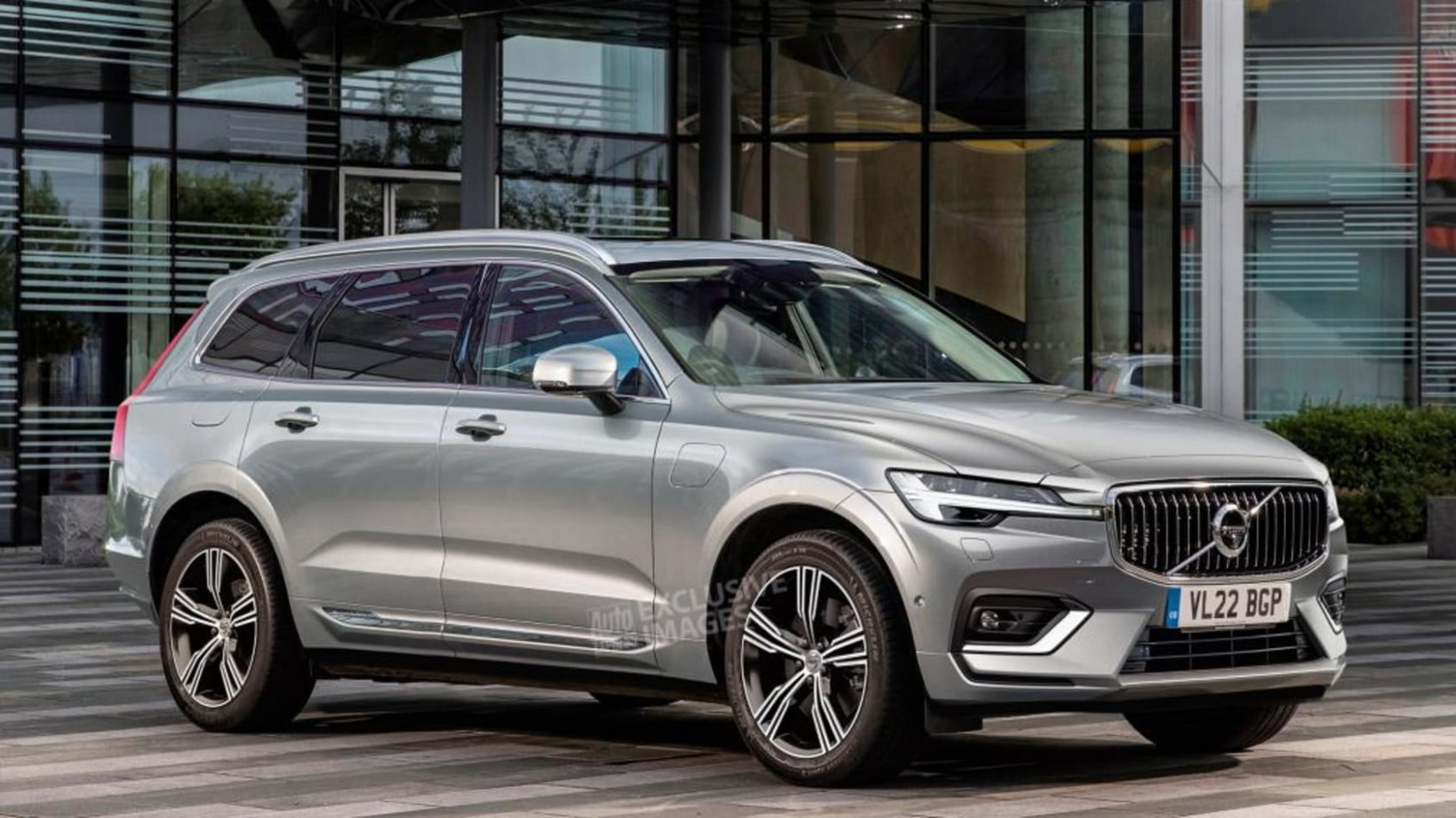 Wallpaper Volvo New Models 2022