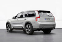 release date and concept volvo xc90 2022