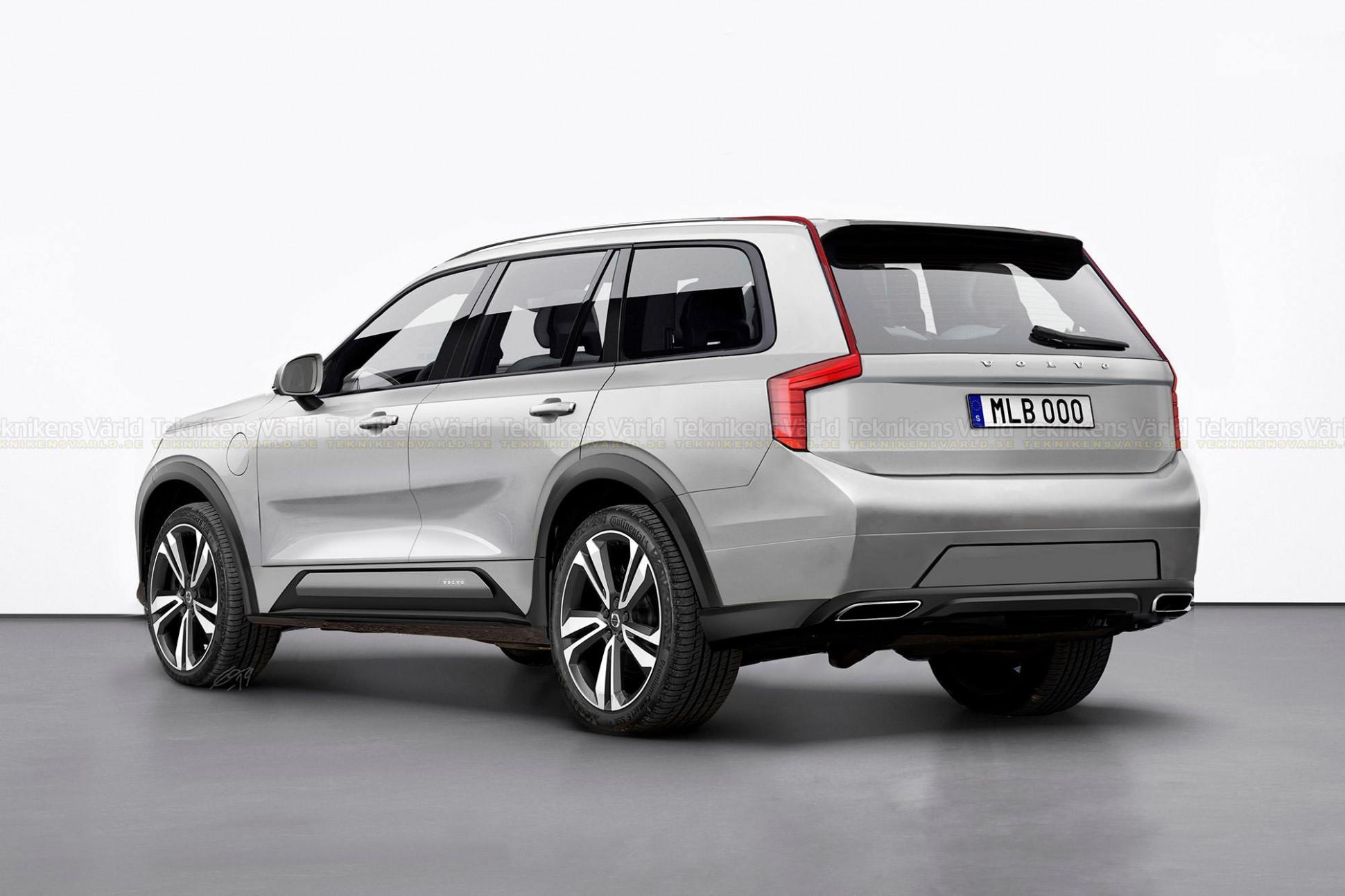 Pictures Volvo Xc90 2022