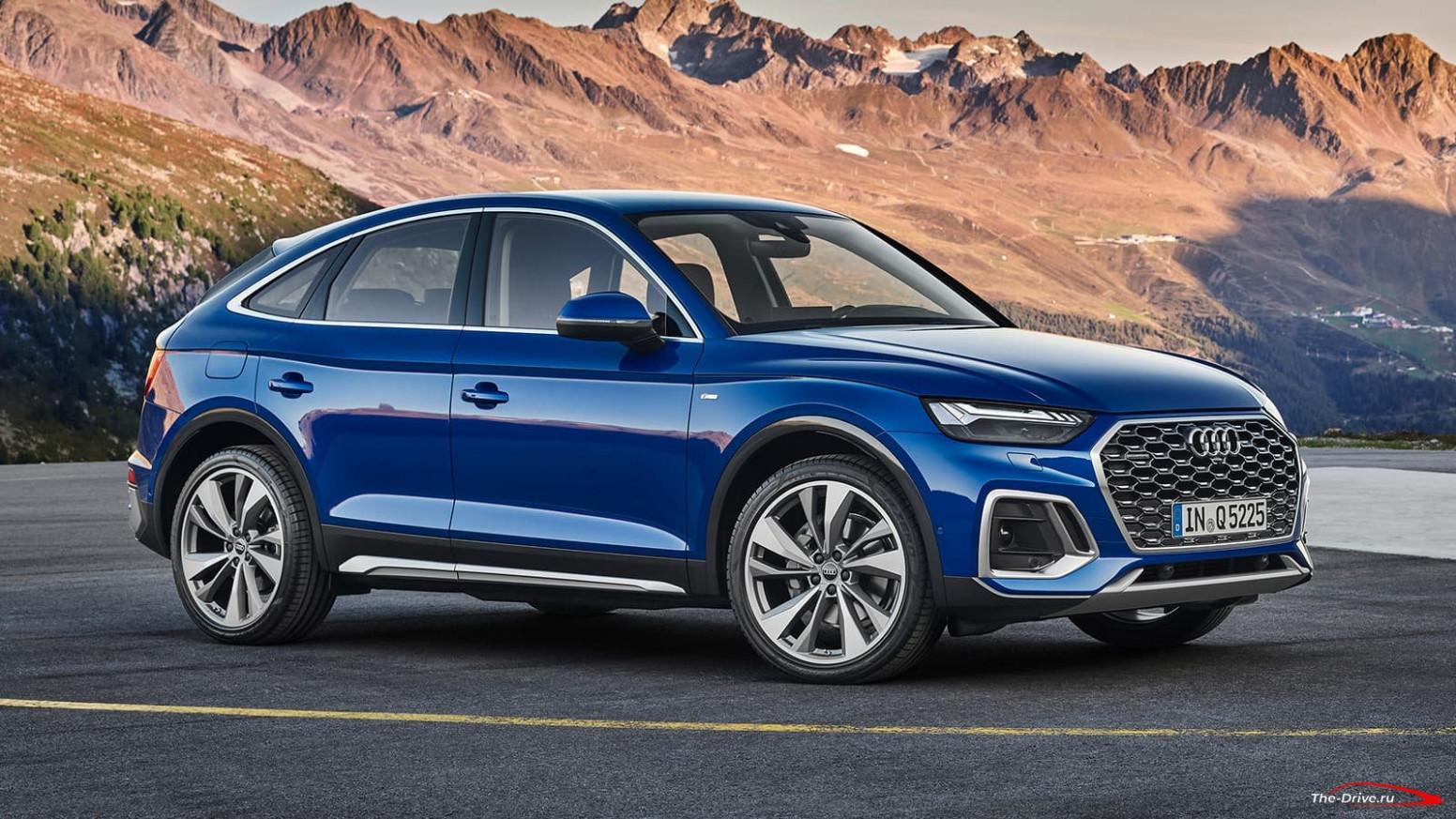 Wallpaper Audi Q5 2022