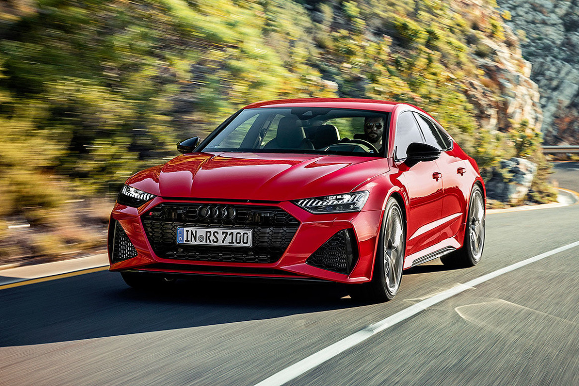 Specs and Review Audi Rs7 2022