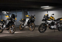 release date bmw f750gs 2022