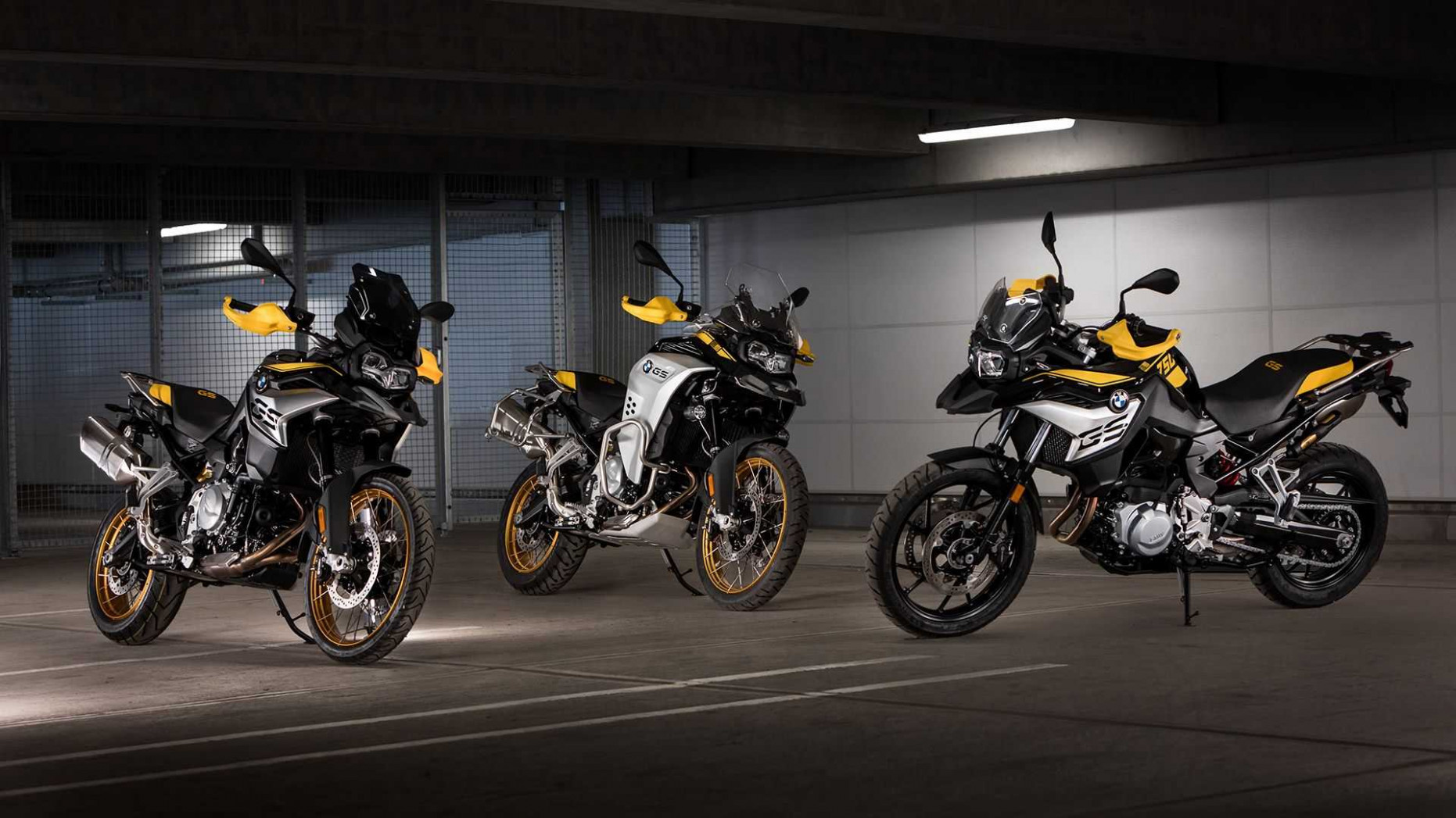 Release BMW F750Gs 2022