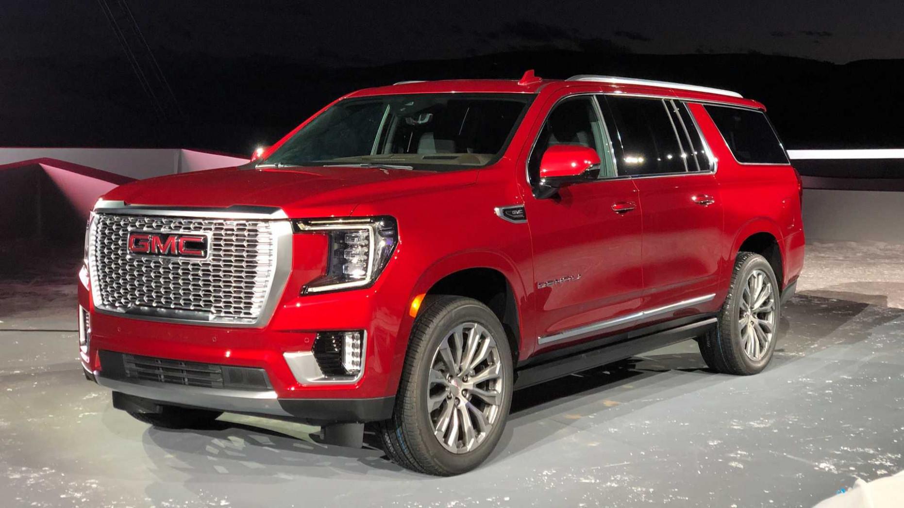 Model Chevrolet Yukon 2022