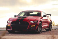 release date ford gt500 specs 2022