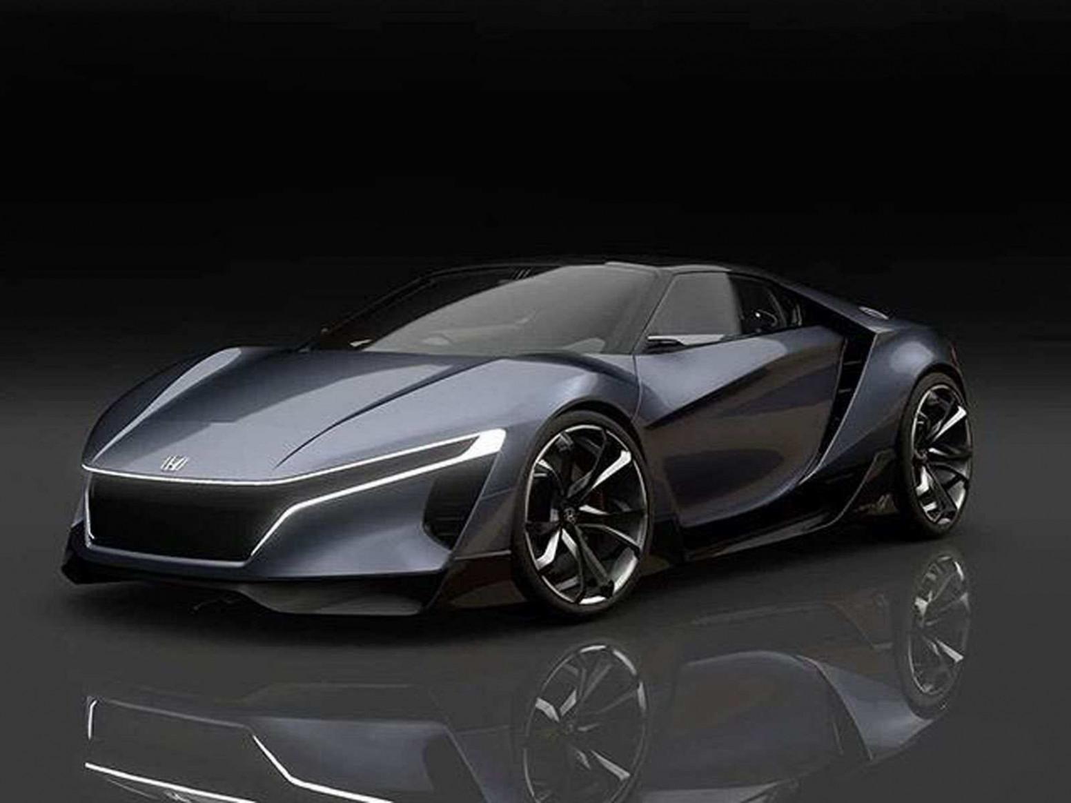 Images Honda Invisus 2022