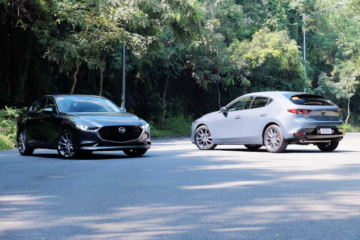 First Drive Mazda 3 2022 Philippines