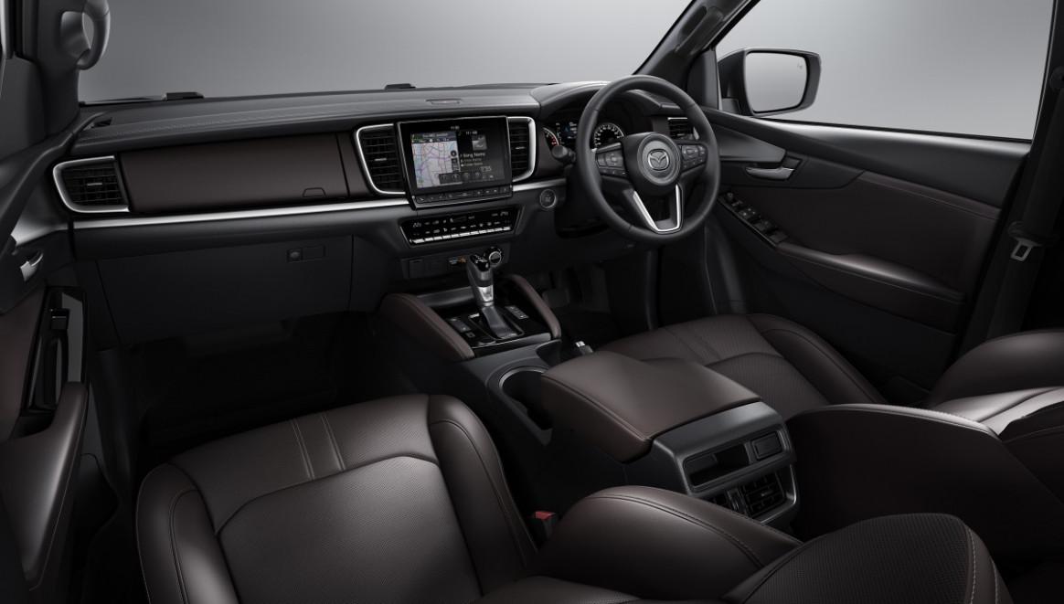 Price and Release date Mazda Bt 50 2022 Interior