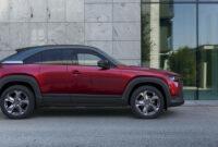 release date mazda electric car 2022