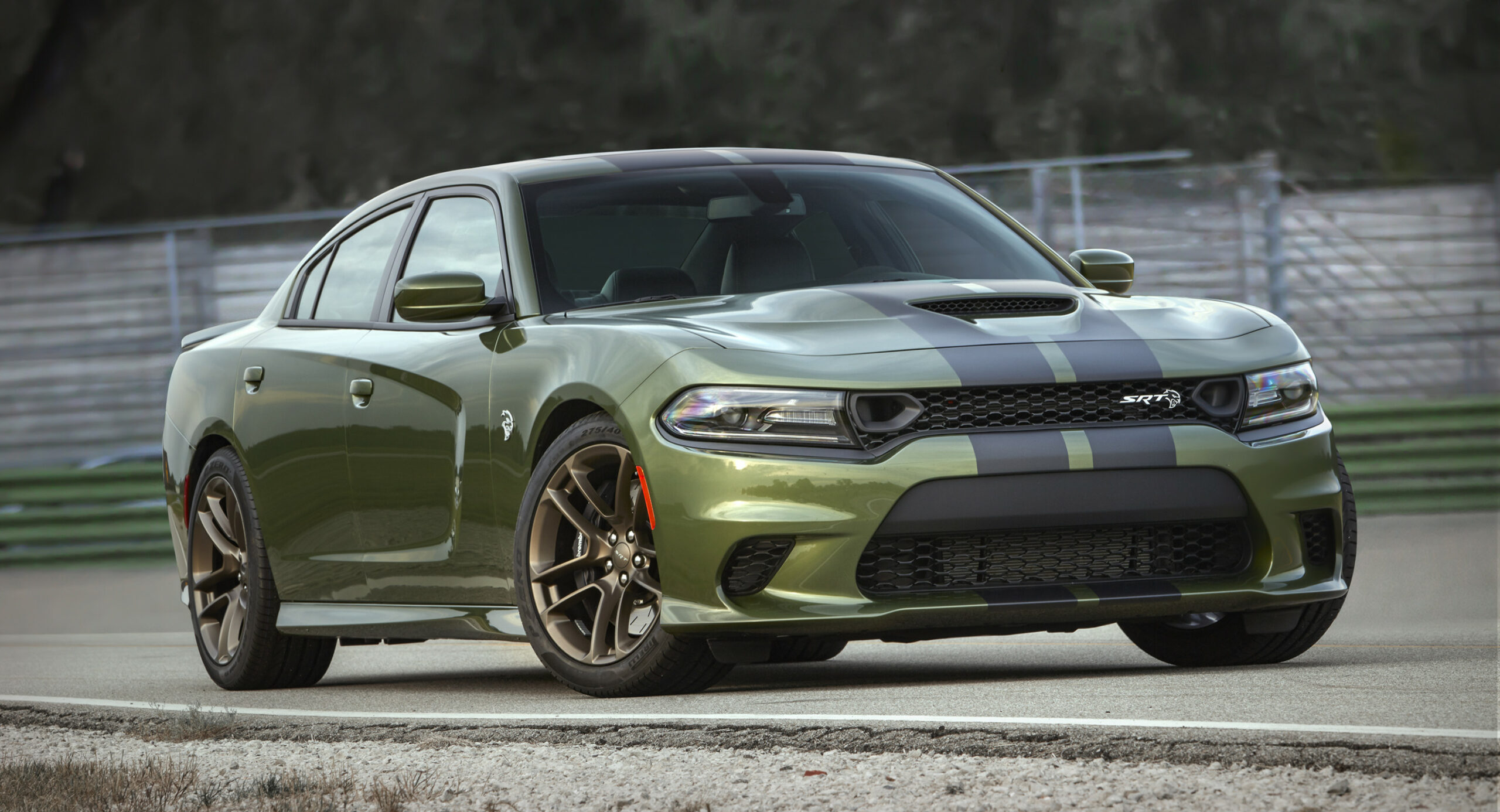 Review New 2022 Dodge Charger Spotted