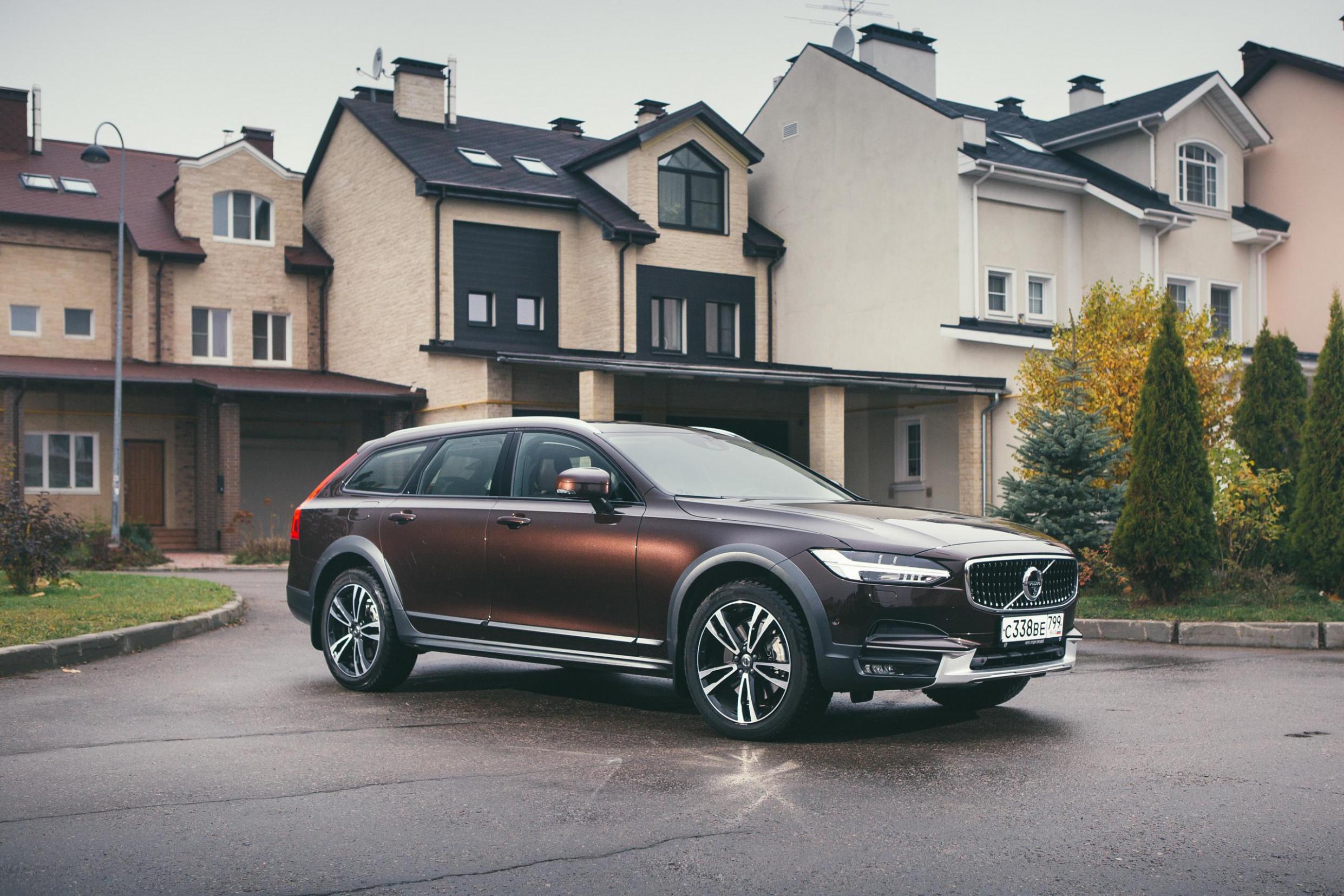 Spesification Volvo V90